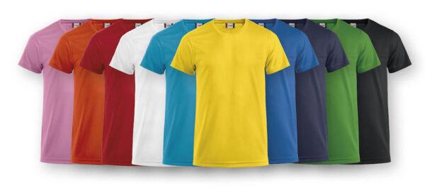 ClIQUE ICE T Camiseta Técnica