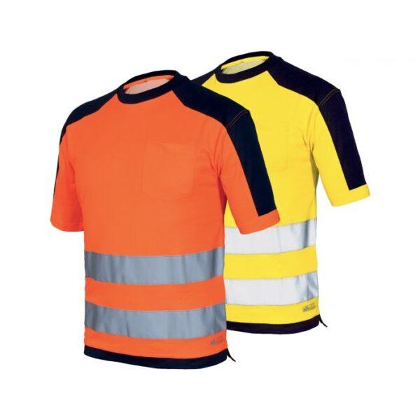 Camiseta Alta visibilidad ISSA 08186