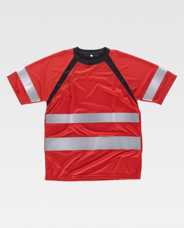 Camiseta Alta visibilidad WORK TEAM C2940