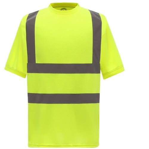 Camiseta Alta visibilidad YOKO YHVJ410
